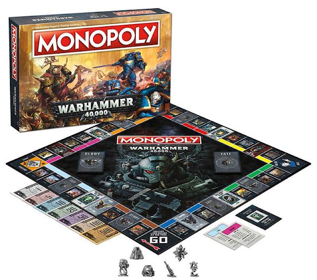 Monopoli Warhammer 40,000