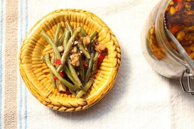 haricots verts recette libanaise