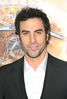 Sacha Baron Cohen. Director of Borat