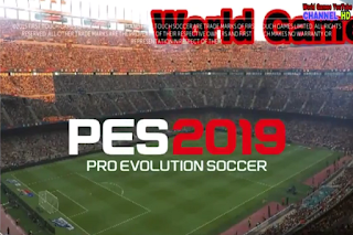 FTS Mod PES 2019 v11.0 HD New Transfers Apk Data Obb