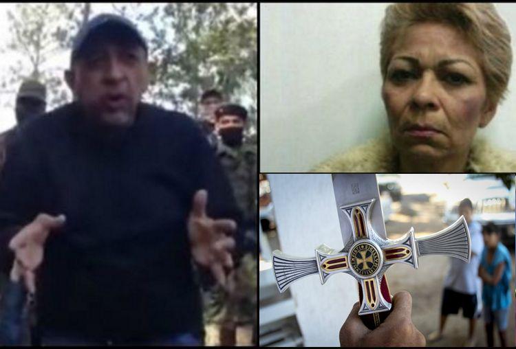 """Condenan a 3 años de prisión a esposa de """"La Tuta""""  el ex lider de """"Los Caballeros Templarios"""""""