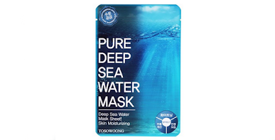 [REVIEW] Tosowoong Pure Deep Sea Water Mask Pack