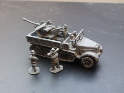Gv 170 Flak 37 Halftrack