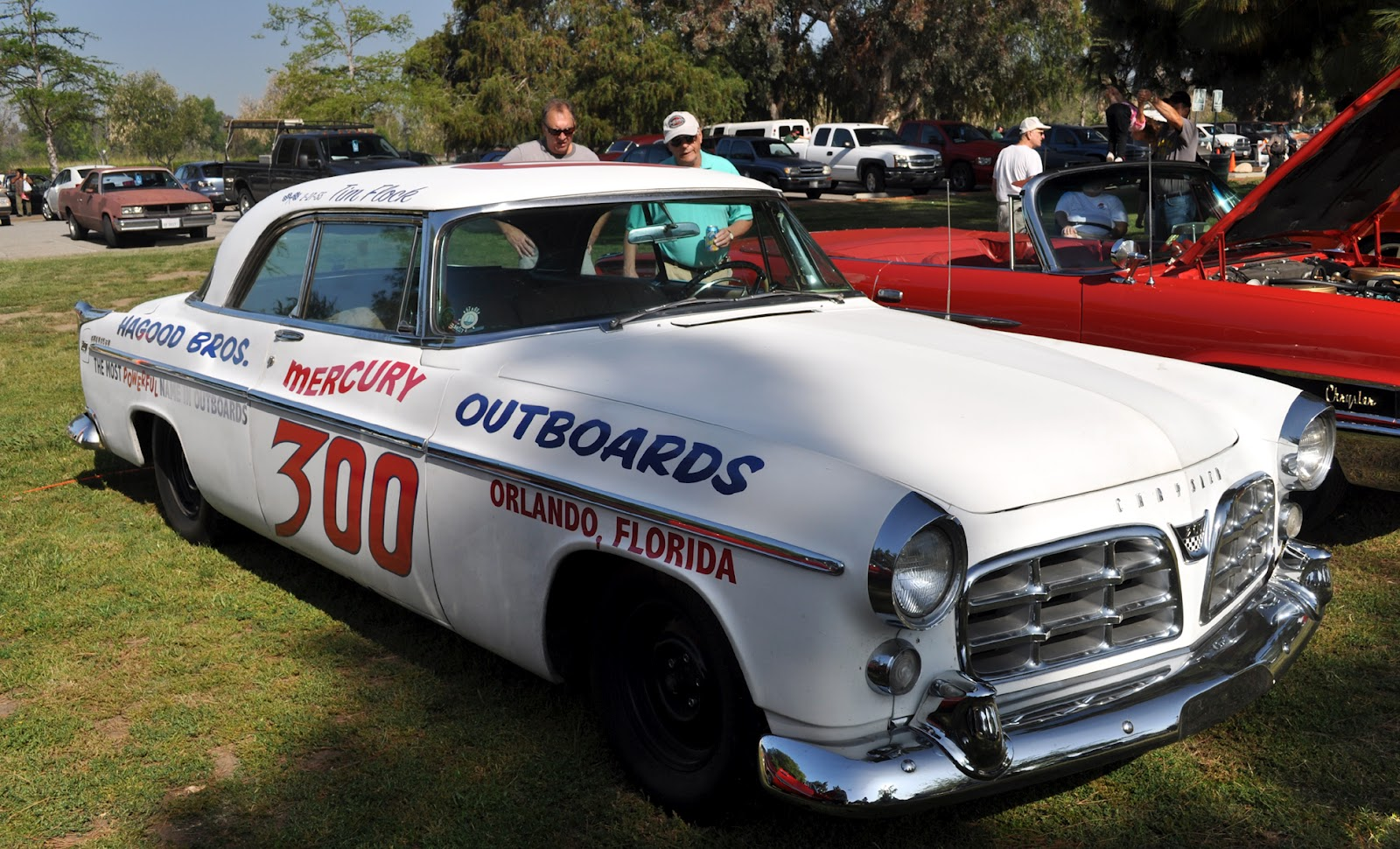 Classic Cars Authority 1955 Stock Race Car Grand