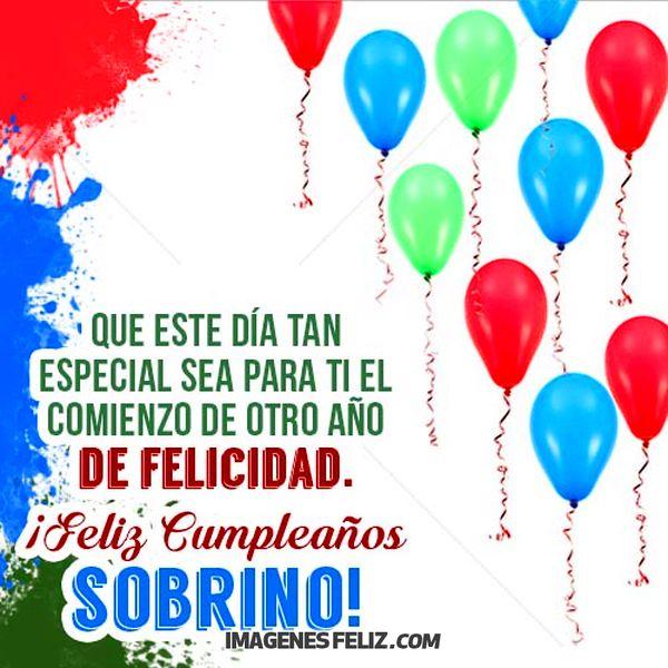 Tarjeta De Feliz Cumpleaños Para Una Sobrina Muy Especial Tarjetas Relacionadas