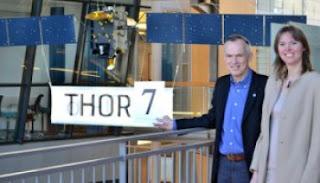 جميع الترددات الخاصة بالقنوات على قمر الطور  Thor 5 (0.8°W) – All frequency channels on the moon phase Thor 5 (0.8 ° W) -