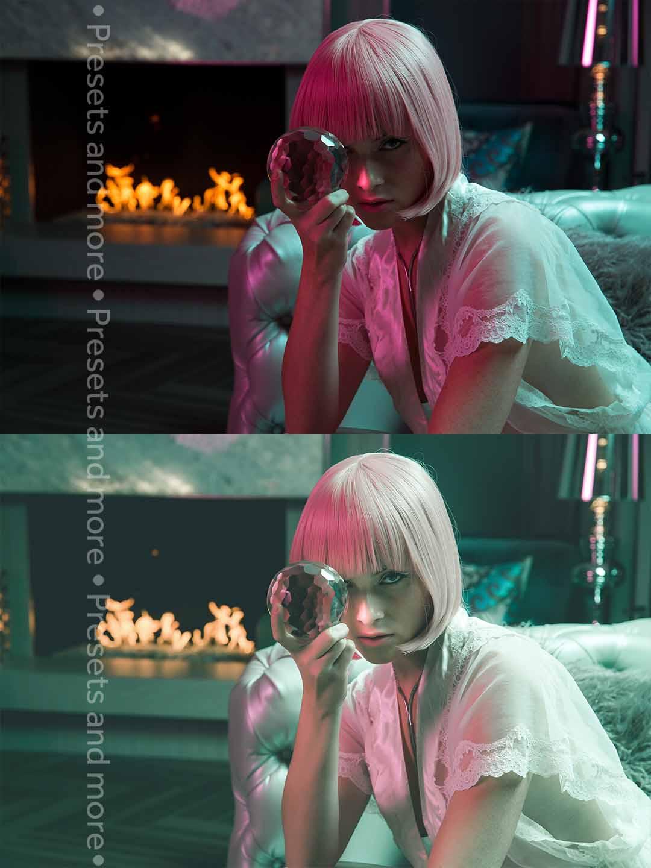 Preset Beauty Pink Light