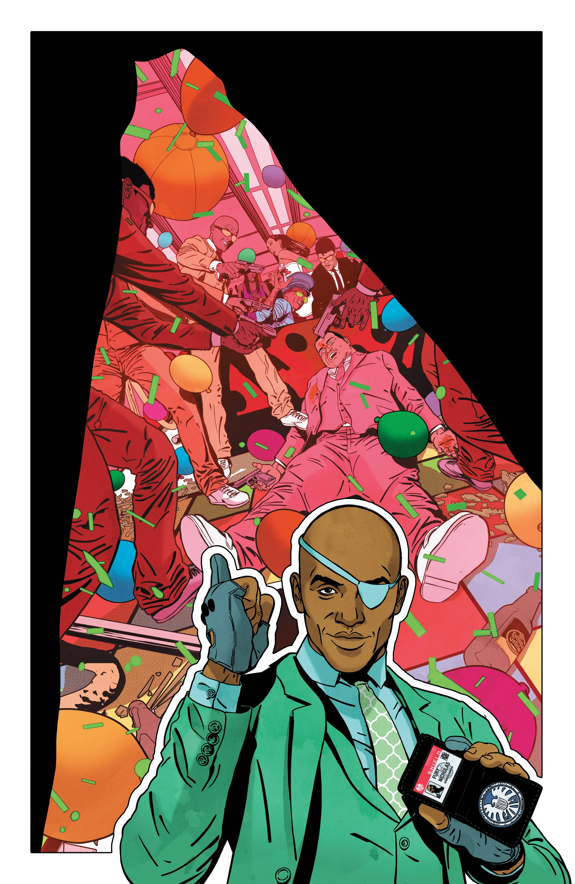 Read online Nick Fury comic -  Issue #3 - 17