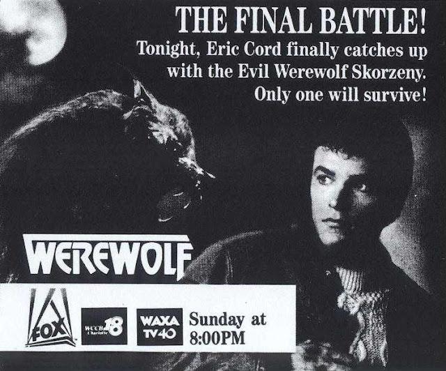 werewolf john j. york series