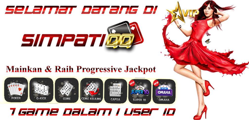 PokerSimpati Adalah Situs Agen Poker Online, PokerAce99, Poker88, Dewa Poker, Domino QQ Qiu