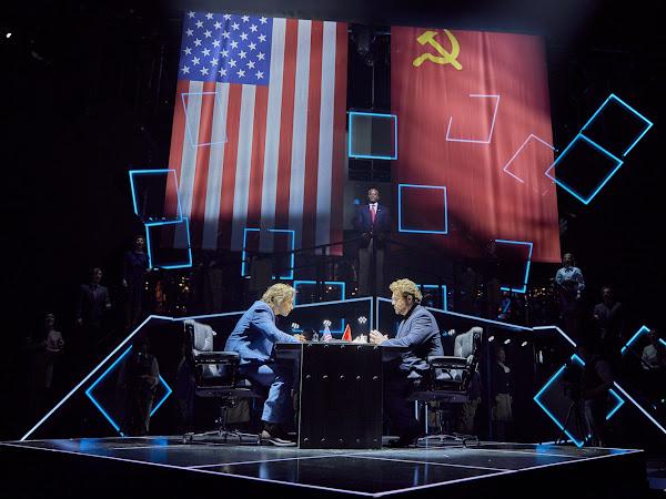 Chess, London Coliseum | Review
