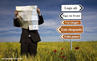 A Vida Do Crente É Como Uma Viagem