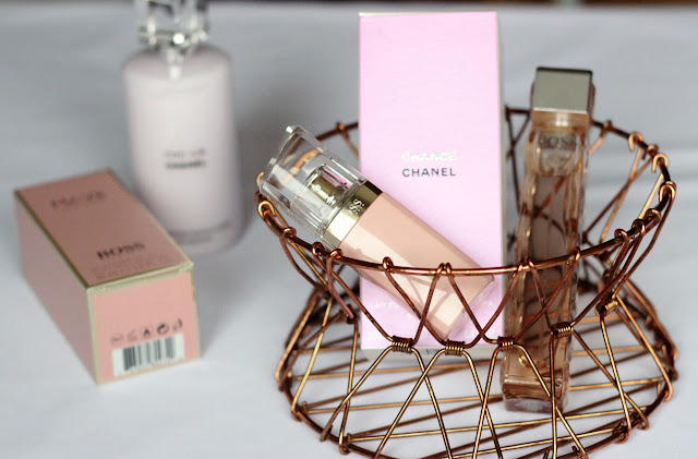 flaconi, chanel, parfume, bodylotion, Chanel Chance, Scent, Hugo Boss, Ma Vie, Hugo Boss Orange, Review, Test, Haul, Beautyblogger, Kupfervase, Kupfergestell, Cooper,
