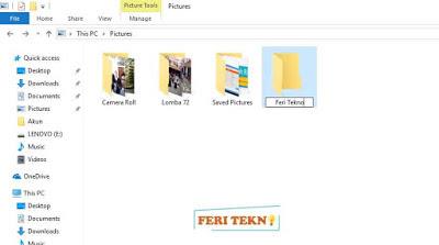 menyembunyikan file di windows 7 8 dan 10 2