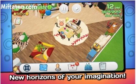 Game Simulasi Android Seru Office Story Premium Mod Apk
