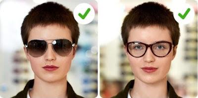 Ini Tips Memilih Kacamata Sesuai Bentuk Wajah. Jangan Asal Pilih, Nanti Kelihatan Aneh