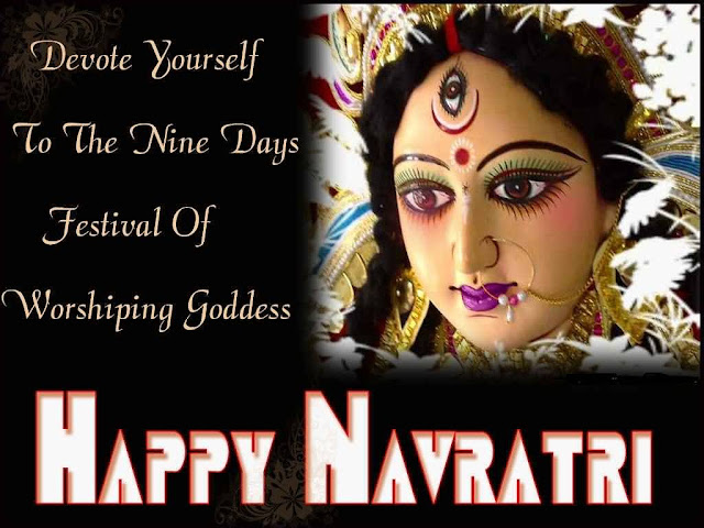 Happy Navratri Wallpapers 4