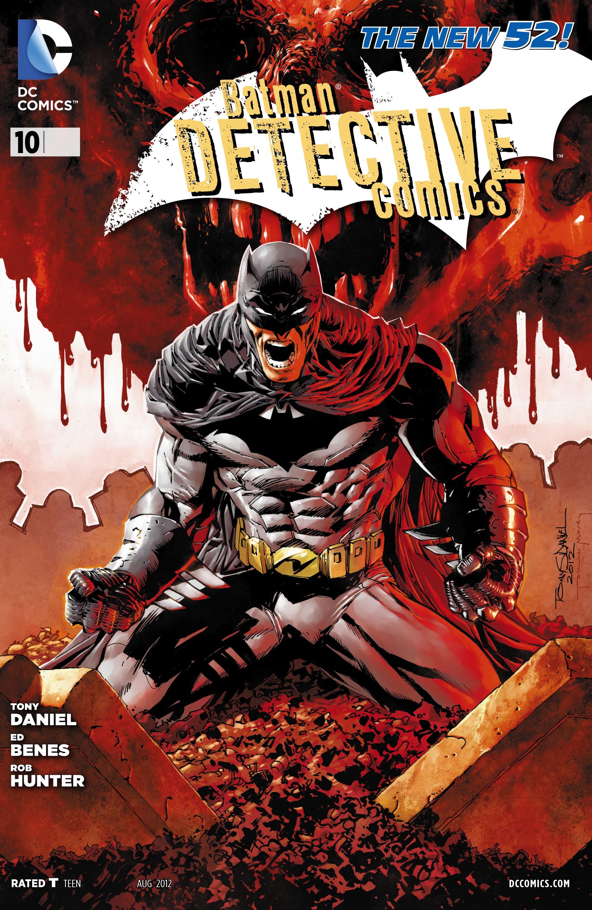 Detective Comics (2011) 10 Page 1