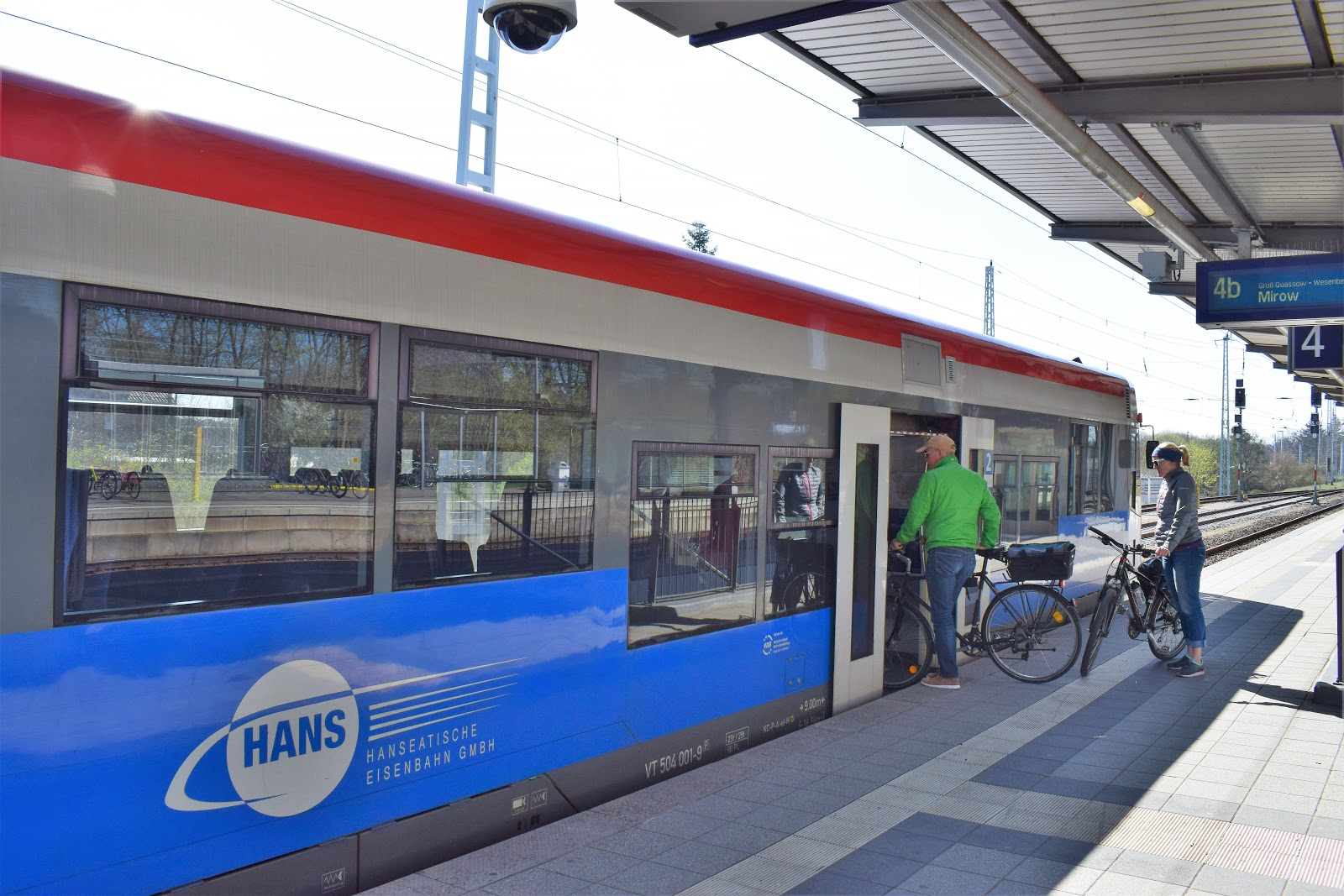 Until Neustrelitz Which I Had The Pleasure To Discover Last Year And From There Switched HANS A Private Line Leading Mirow Ticket Costs
