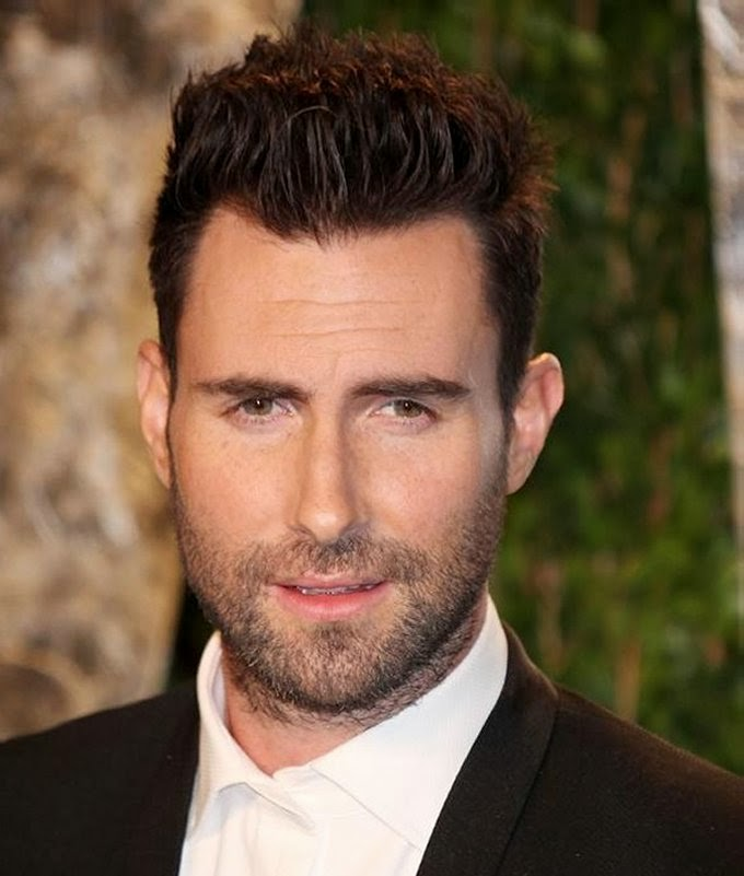 Brilliant Best Male Celebrity Hairstyles Hairstyles For Men Maxibearus