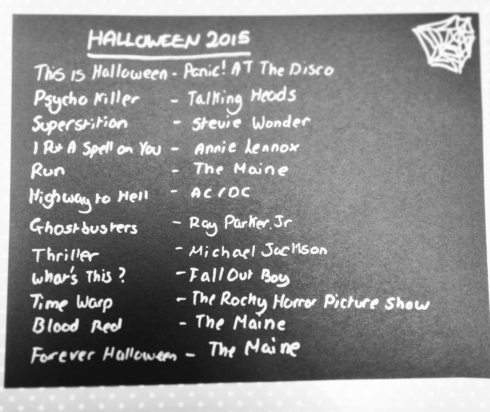 Halloween Music Playlist.Music Halloween Playlist Formidable Joy