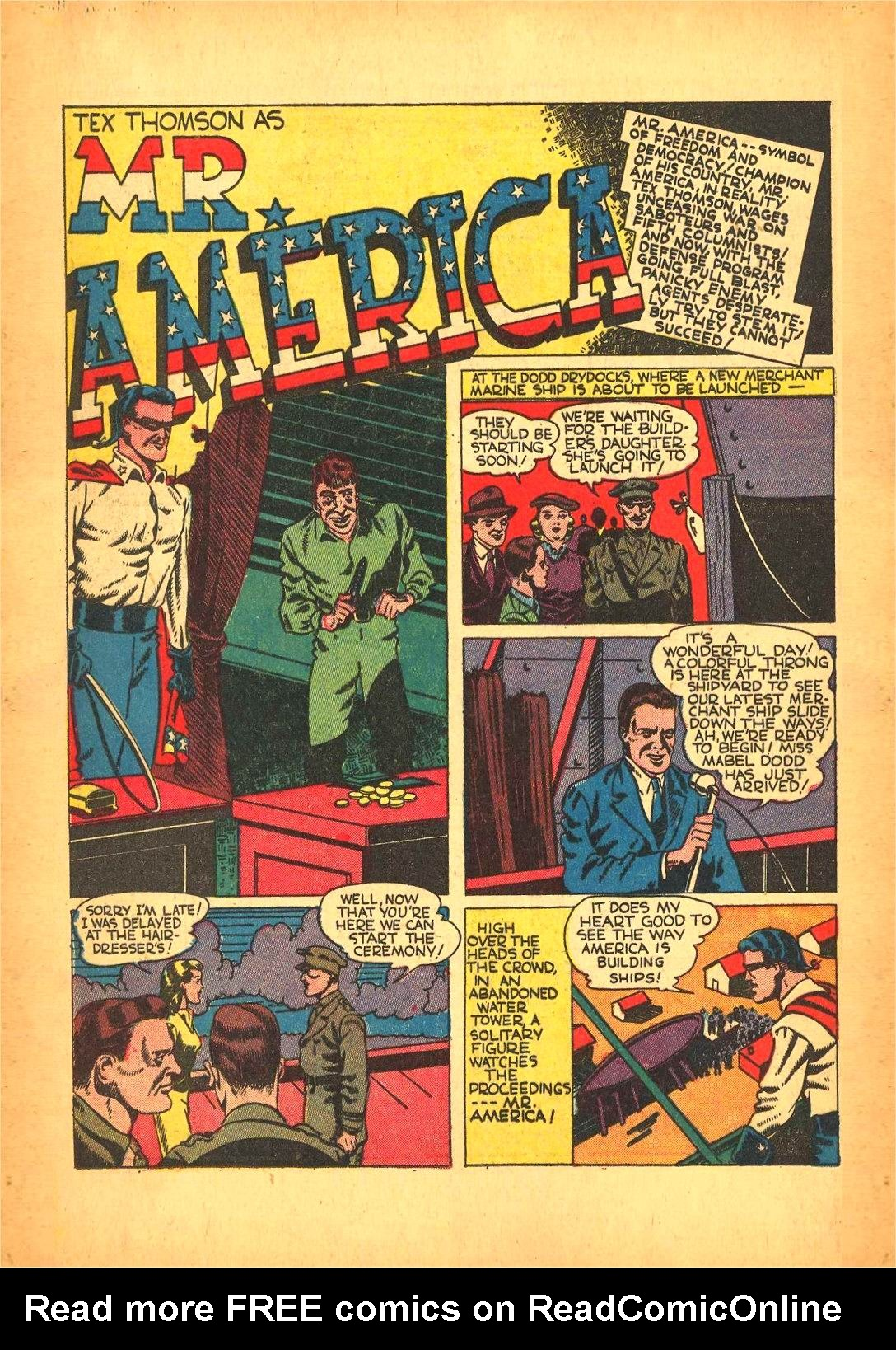 Read online Action Comics (1938) comic -  Issue #50 - 44