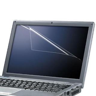 LCD protector atau juga biasa disebut protektif film