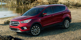 2017 Ford Kuga hd image