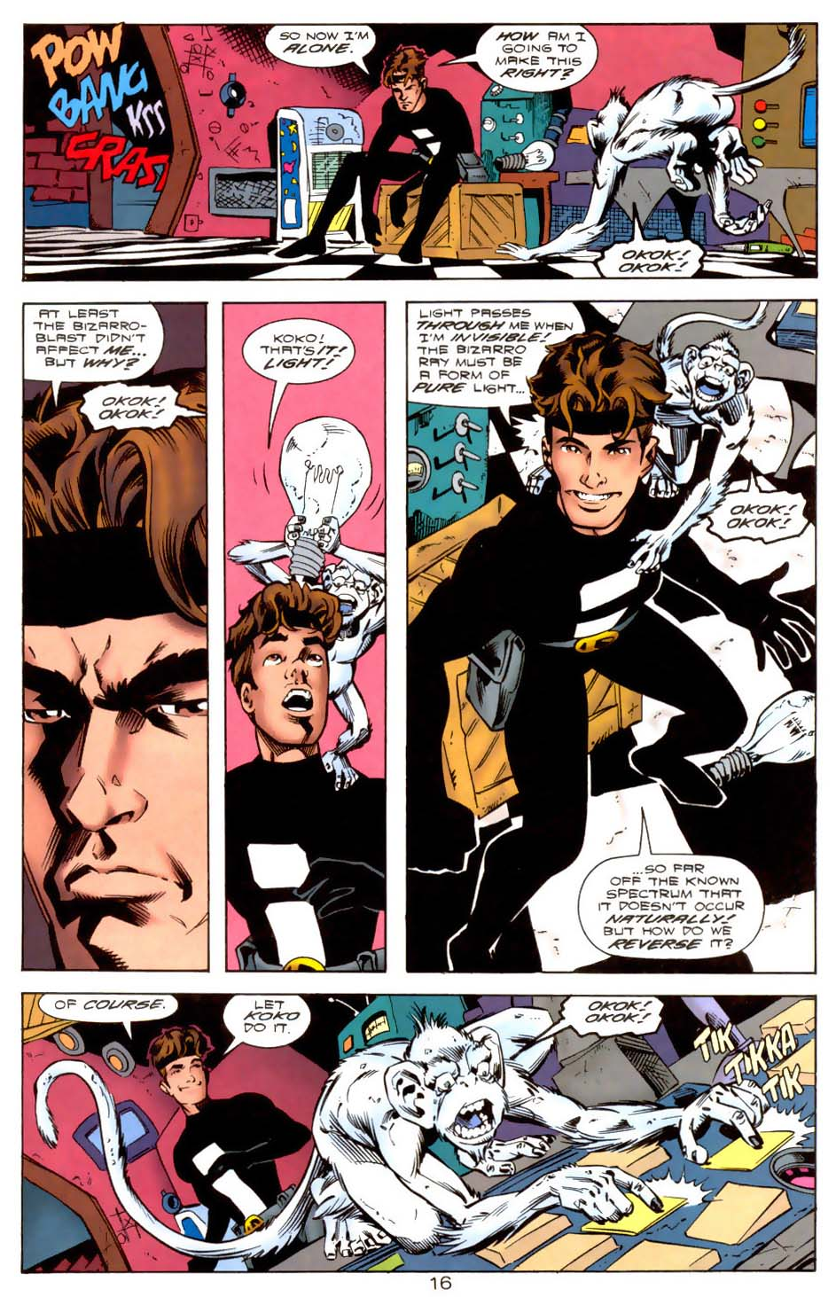 Legion of Super-Heroes (1989) 114 Page 16