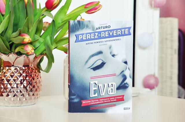 """""""Eva"""" - Arturo Perez-Reverte"""