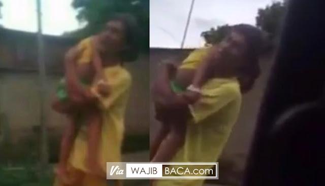 Video Viral, Ayah Jalan Kaki untuk Memperjuangkan Peti Mati Anaknya!
