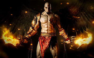 God of War Ascension - Kratos' Blades of Chaos Video - Gaming Cypher