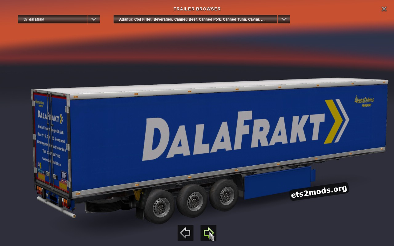 Fridge Trailers Pack V 1.0 by SmhKzl