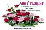 Asry Florist Logo