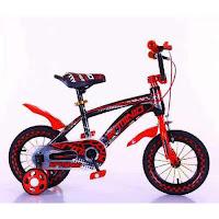 Sepeda Anak Erminio 2308 Square 12 Inci