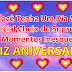 mensagem de aniversario