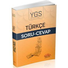 Editör YGS Türkçe Soru Cevap
