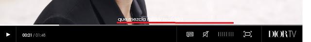 fotograma del video de video de Maria Grazia Chiuri,