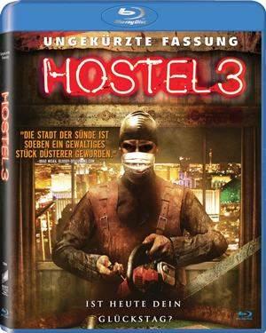 Hostel 3 De Vuelta al Horror Descargar 720p HD Español Latino Dual BRRip 2011
