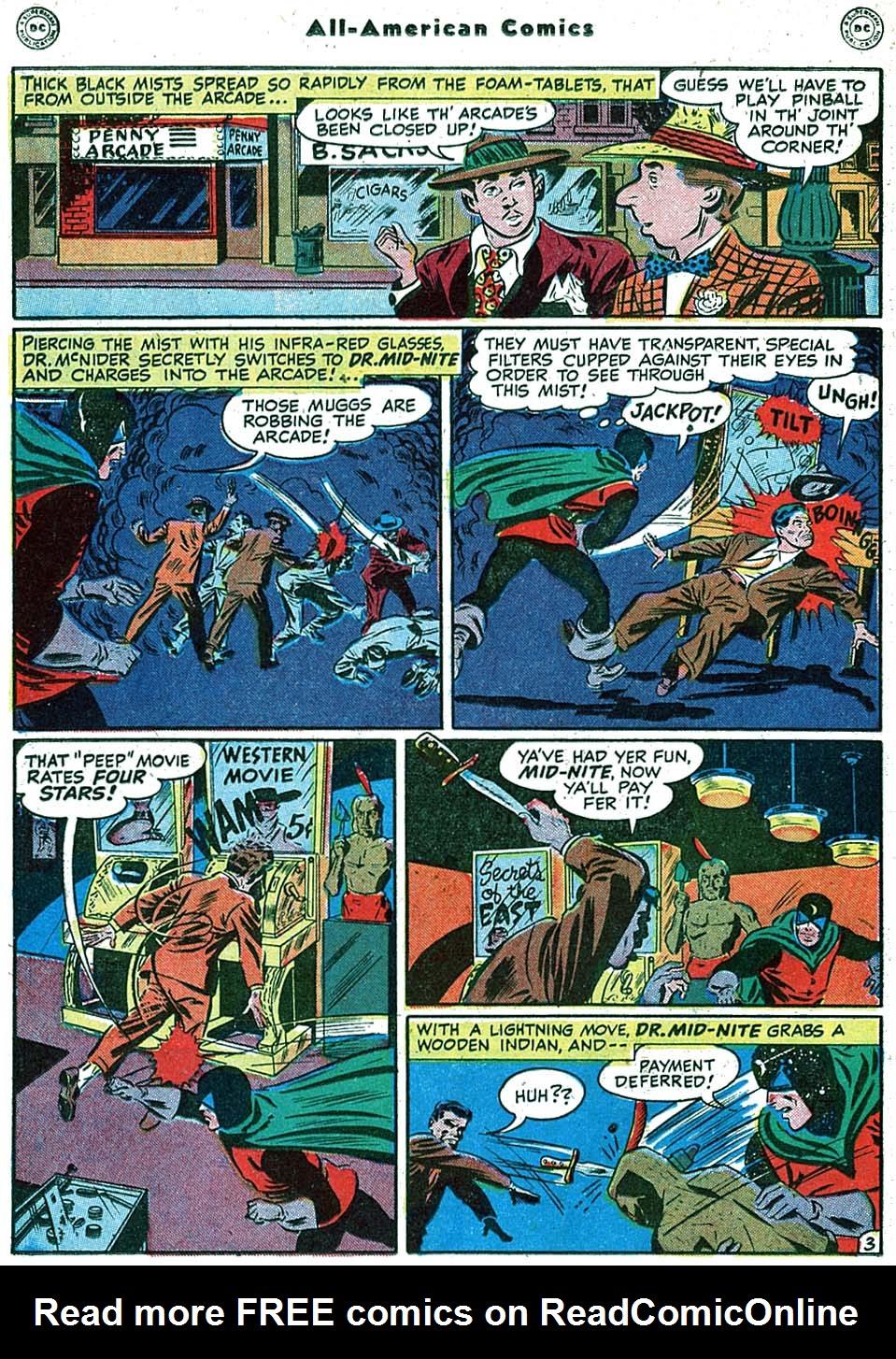 Read online All-American Comics (1939) comic -  Issue #99 - 32