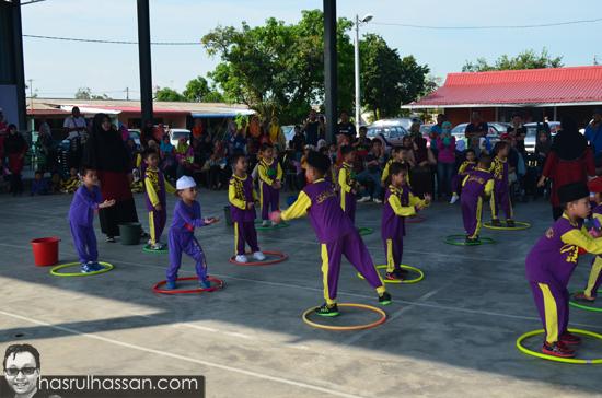 Sukaneka Tadika Islam Perak Daerah Parit Buntar 2014