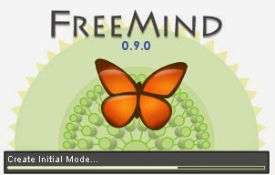 Cara Install, Pakai dan Menggunakan Freemind Software Mind Map