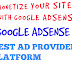 Monetize your site with AdSense