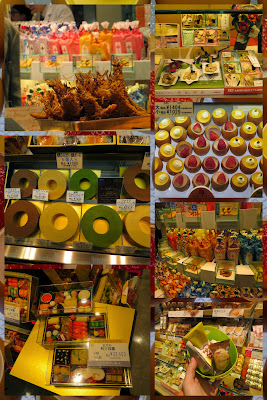 Japan Food: Depāto Treats