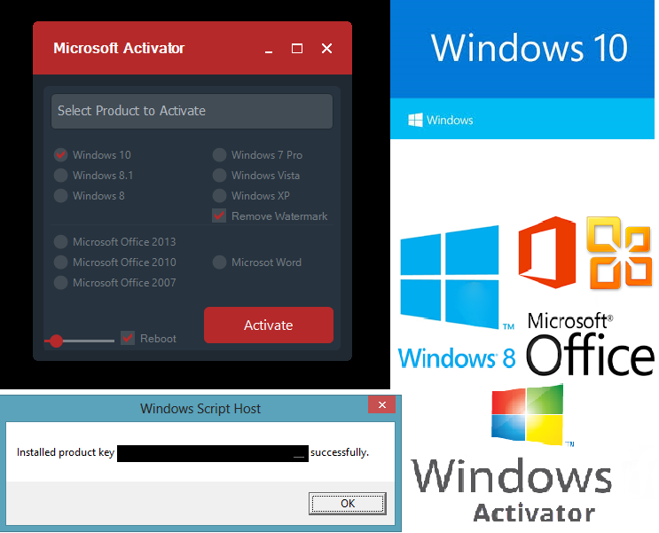 windows os activator