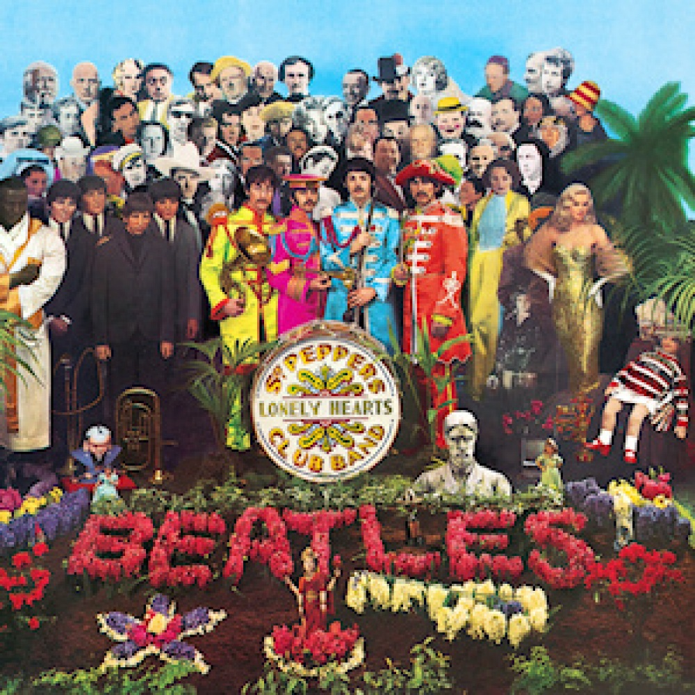 super groovy delicious bite sgt pepper 39 s lonely hearts club band. Black Bedroom Furniture Sets. Home Design Ideas