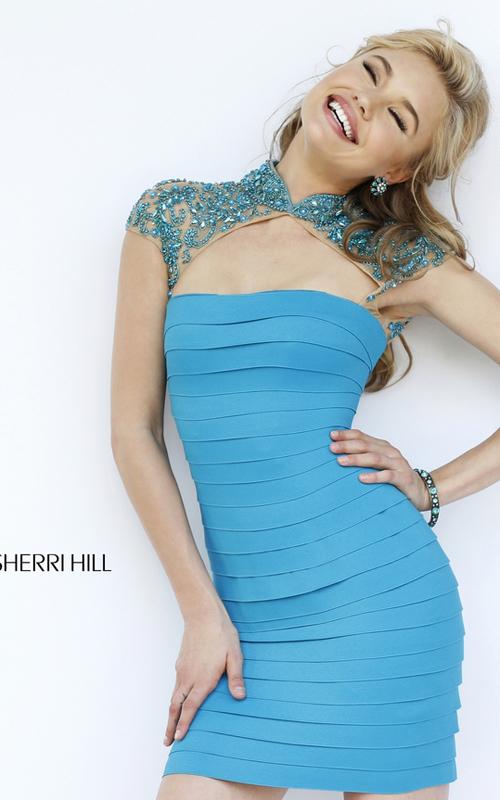 cc859aaa9a1 Sherri Hill Bandage Dress – Fashion dresses