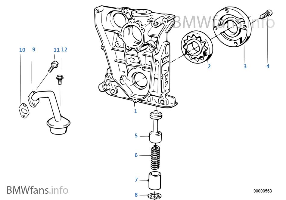 Bmw E36 Solution  Part Mesin Bmw E36    M43    318    1800cc