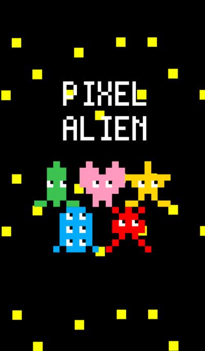 PIXEL ALIEN