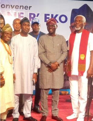 Ibhiedo Ne R' Eko: Sanwo-Olu Promises All Inclusive Government